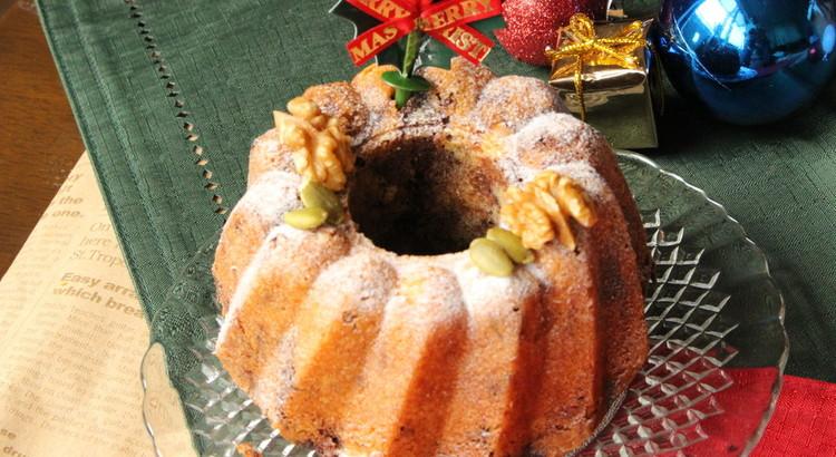 マーブルクグロフのクリマスケーキ