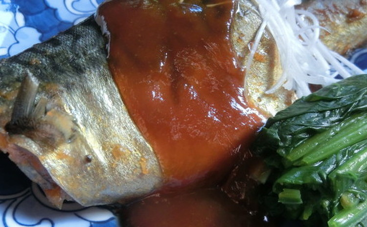 ☆おうちの定番♫茄子と鶏カラ揚げ煮浸し♪サバの味噌煮&ゆず味噌大根
