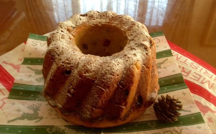 とっても簡単! 丹沢酵母で作るクリスマスの定番クグロフ