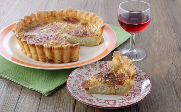 幸せな時間を♡玉ねぎのキッシュ&ニョッキのグラタン&フルーツケーキ