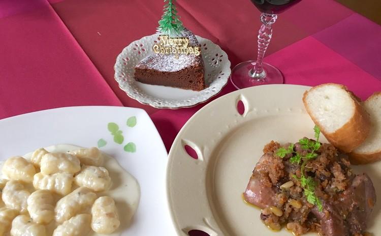 今年のクリスマスは手軽な材料でイタリアンにしませんか?