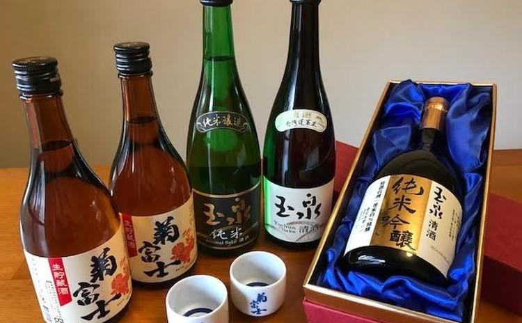 ④台湾の日本酒