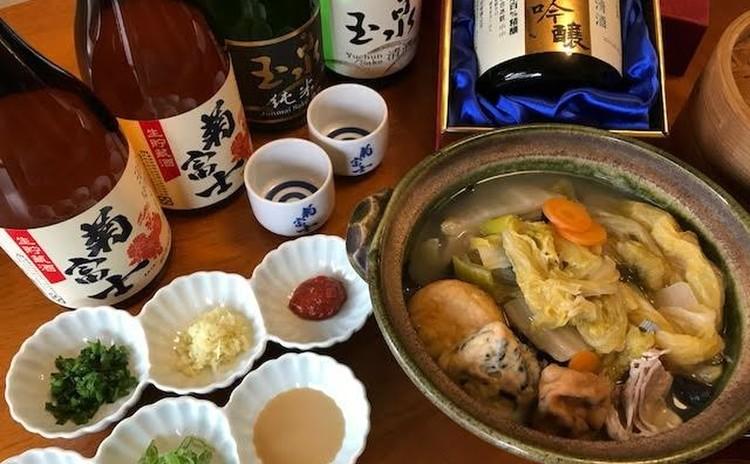 ⑤台湾のお酒の試飲