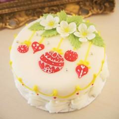 イギリスのクリスマスケーキ