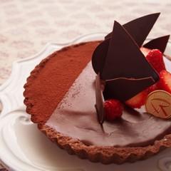 【パティシエールが教える】タルトショコラ