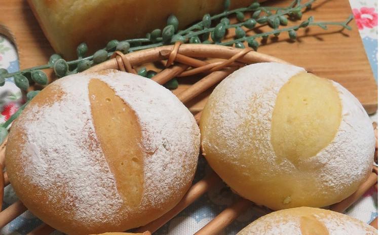 ランチ付☆白神こだま酵母で作るハロウィーン「かぼちゃパン」