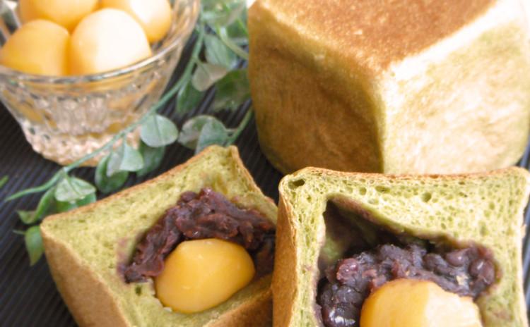 【2種のパン作り】抹茶くりあんパン&ベジタブルブレッド♡