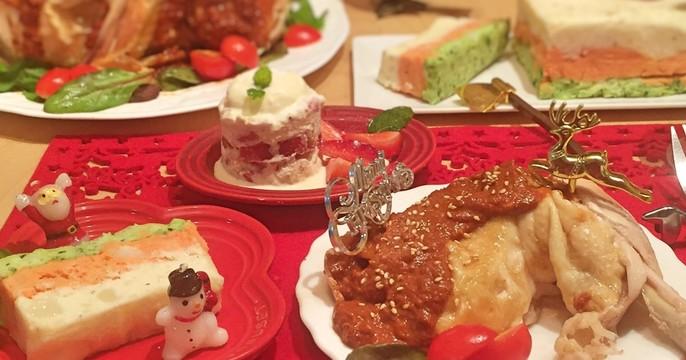 クリスマスには丸鶏を焼こう!メキシコのモレ・ソースでいただく絶品チキン