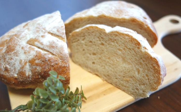 ≪基本のライ麦パン≫素朴な風味を楽しむ