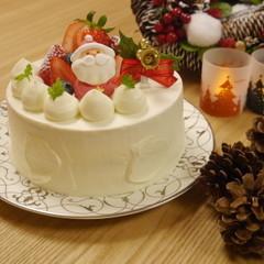 いちごのクリスマスショート(15cm1台)