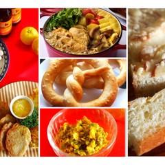 温か洋風鍋&ドイツ料理♡毎年恒例☆柚子胡椒作り☆