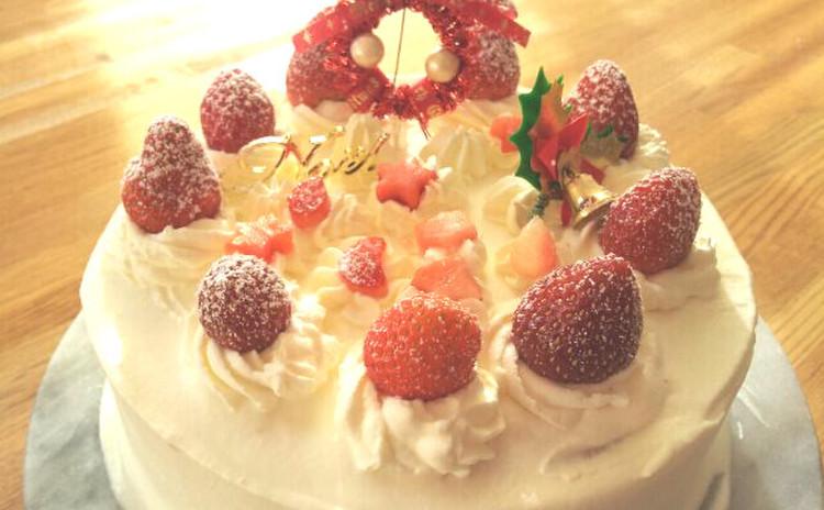 【プロが教える】しっとりフワフワな『ショートケーキ』