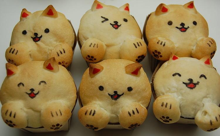 【プロが教える】『迷子の子猫パン』動物パン甲子園2018グランプリ受賞記念