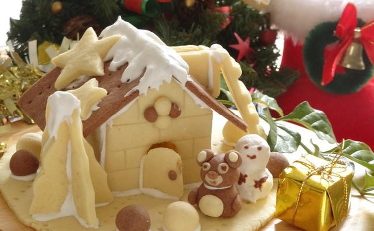 【クリスマス親子3組限定】スイーツで作るクリスマスアイテムが盛沢山☆彡