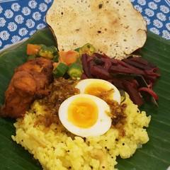 インド弁当の会