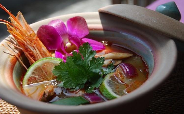 ごほうびレッスン。ご馳走タイ料理でクリスマス☆