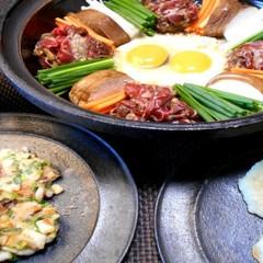 我が家で出来る韓国宮廷料理