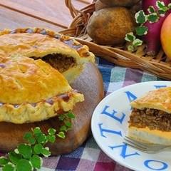 リバイバルレッスン~とろけるチーズとポテトのミートパイ