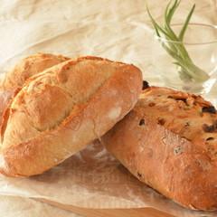 小麦酵母ルヴァンを使ったライ麦パン セーグル&セーグルフリュイ