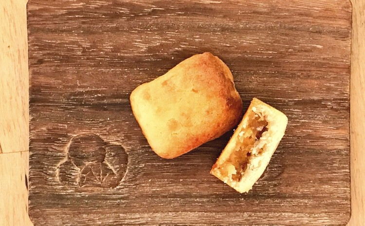 台湾パイナップルケーキ(専用型不要)