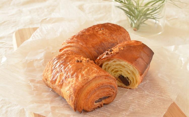 【リクエスト】パリパリ食感 パン・オ・ショコラ こだわりランチ付き