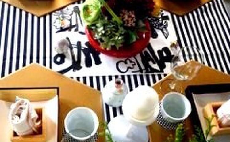 *年末年始のお祝いテーブル♪