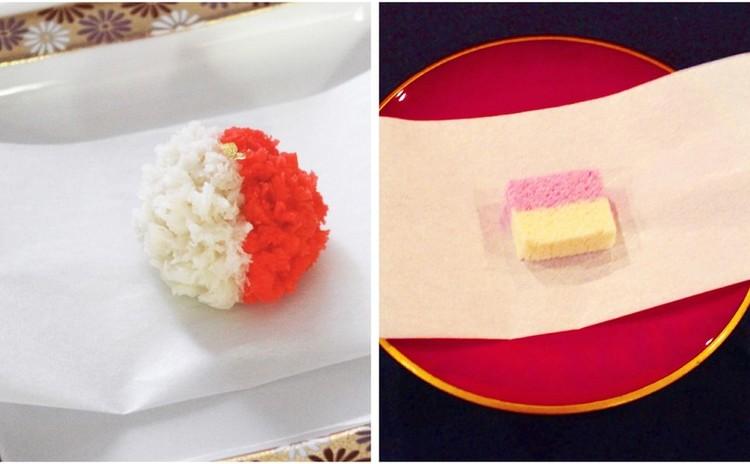 1月和菓子レッスン「新年の和菓子尽くし」