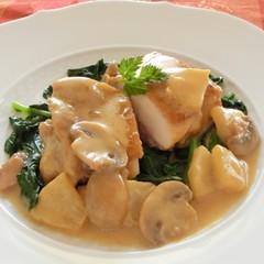 ◆日程追加◆鶏肉のノルマンディ風煮込み、ブランダード、タルトショコラ