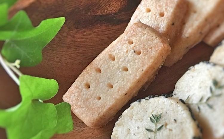 オツマミサブレ*チーズ&ペッパー
