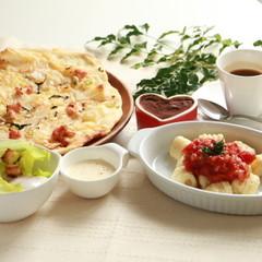 もっちり手ごねピザとニョッキで!ピッツェリアの人気メニュー全4品