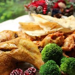 (Re レッスン)大山鶏骨付きインディアングリルと冷製彩り野菜テリーヌ