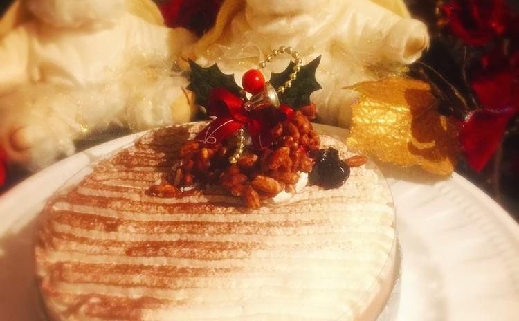 【親子】クリスマスケーキ教室!今年は「チョコレートムース」です☆