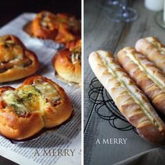 【ランチ付】みんな大好き♡昔ながらのコロッケパンとミルクフランス☆彡