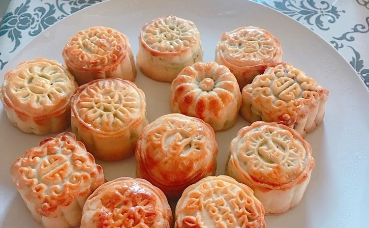 麻辣麺、月餅、潮州風蒸し餃子(潮州粉果)を作りましょう♪