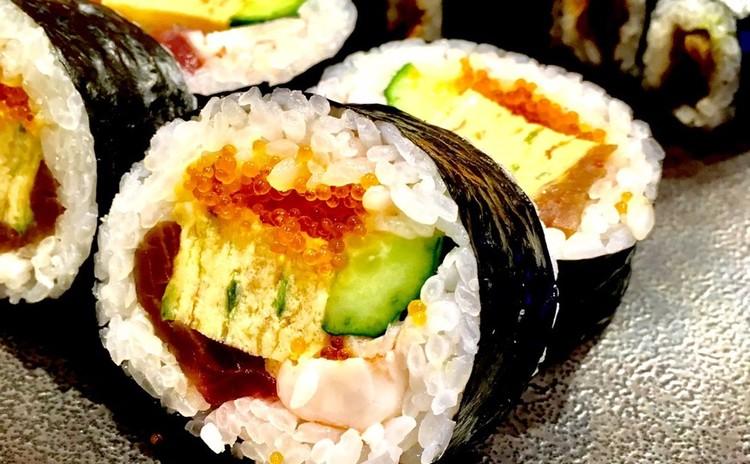 リクエスト応えて 寿司屋に学ぶ巻きずし2種