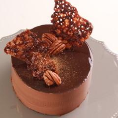 濃厚チョコレートムースでHappySt.Valentine'sDay