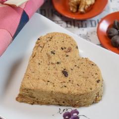 バレンタインデーにいかが!米粉で作る蒸し餅「コーヒーチョコソルギ」