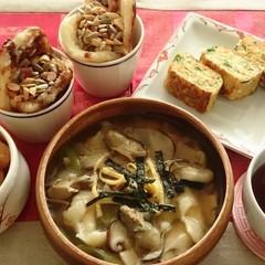 【冬に美味しい韓国料理】牡蠣入りスジェビ・釜山名物ホットック他