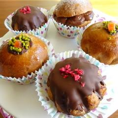 甘すぎない大人味!3種のココショコラ・ブリオッシュ