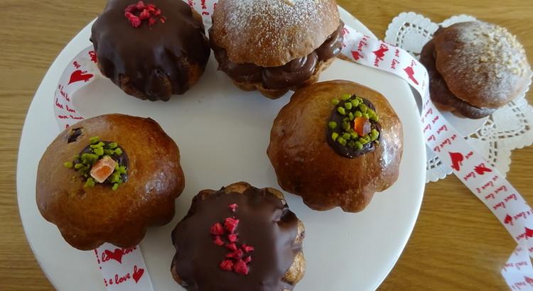 3種のココショコラ・ブリオッシュ