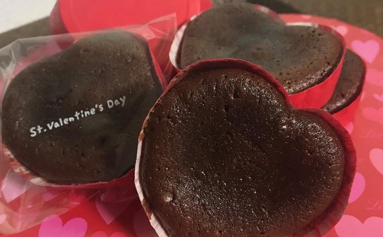 「プチテリーヌバレンタインショコラ」7㎝丸6個