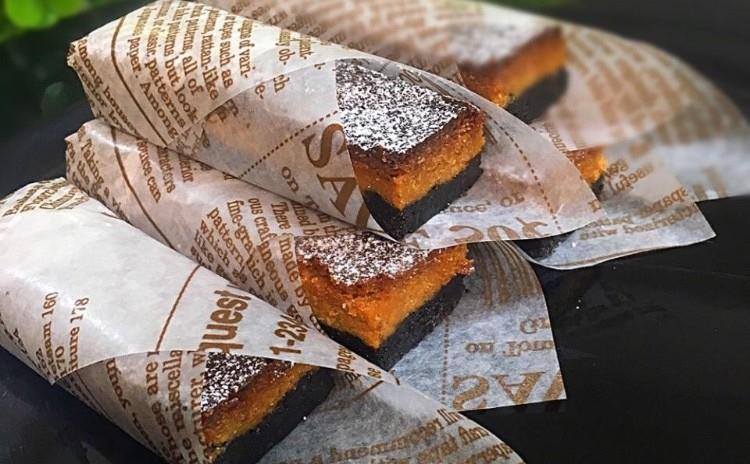 丁寧に作ろう!湯煎のキャラメルチーズケーキ( レシピのみ )
