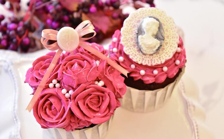 2月のカップケーキクラス