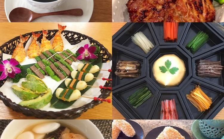 おもてなし韓国宮廷料理~旧正月を祝う会~