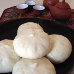 ホシノ丹沢酵母で作る肉まん・あんまん&中国茶