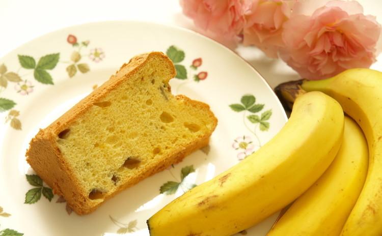 バナナシフォン