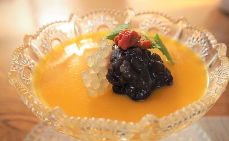 カオクルックガピはタイのご馳走!色鮮やかな混ぜご飯☆ diidiiオリジナルレシピのマンゴープリンは濃厚でトッピングも丁お洒落♪