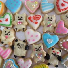 💗1から簡単クッキー!バレンタイン作戦💗