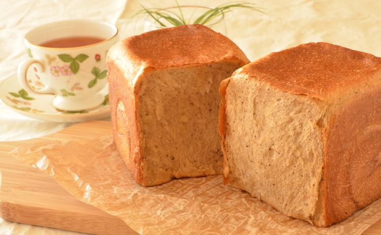 アールグレイの香り 紅茶のふわふわ食パン こだわりランチ付き