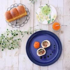 【お得企画4席限定】アンチエイジングでパンと料理&おしゃれ写真の撮り方